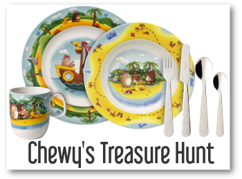 CHEWY'S TREASURE HUNT OD VILLEROY BOCH