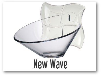 Kolekcja New Wave Glass z Villeroy&Boch