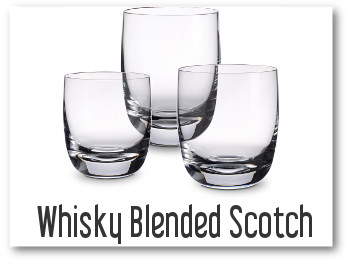 Kolekcja Scotch Whisky Blended Scotch z Villeroy&Boch