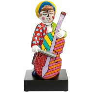 Bass Player - Figurine big