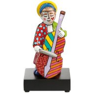 Bass Player - Figurine small