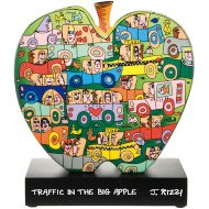 "Figurka ""Traffic in the Big Apple"""