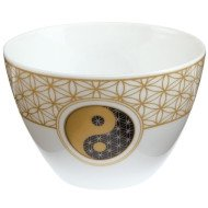 Flower of Life White - Tealight