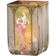 "Lampion Tealight ""Lato 1900"""