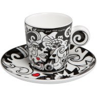 Two in One - Demitasse